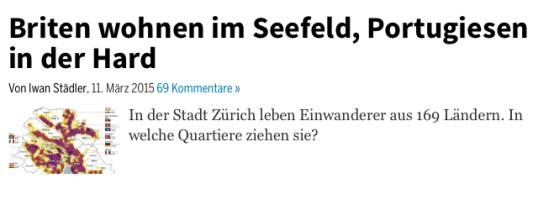 """""""Briten wohnen im Seefeld"""""""