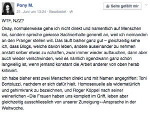 Pony M NZZ FB